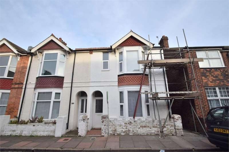 3 Bedrooms Terraced House for sale in Sydney Road, Seaside, East Sussex