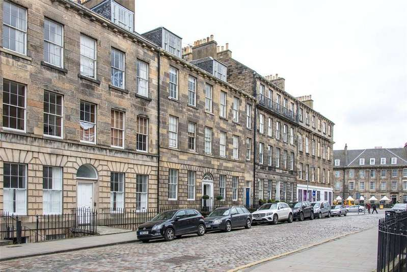 3 Bedrooms Apartment Flat for sale in Union Street, Edinburgh, Midlothian