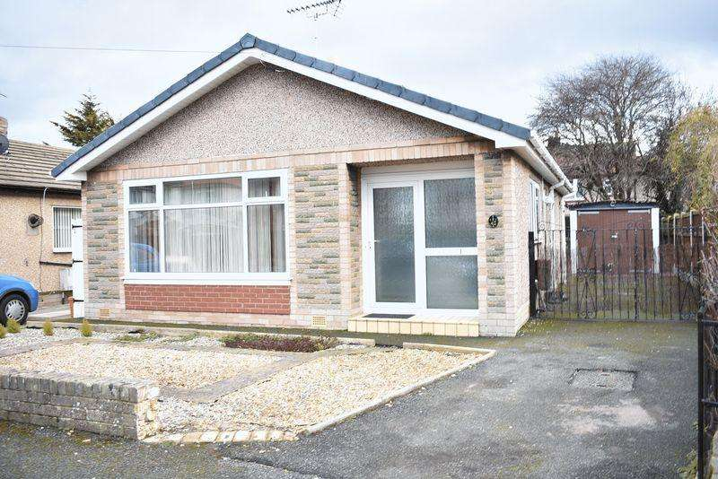 2 Bedrooms Detached Bungalow for sale in Netley Road, Rhyl