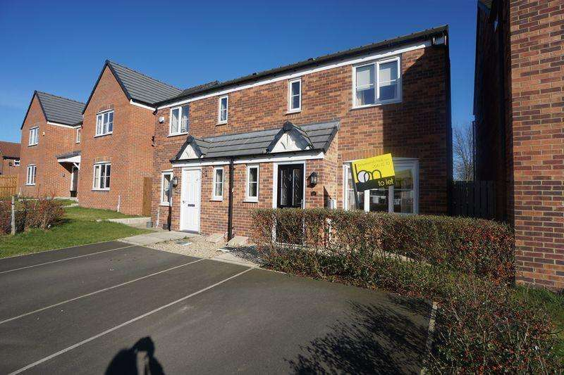 3 Bedrooms Terraced House for rent in GREENACRES, Killingworth