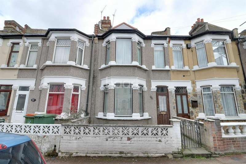 3 Bedrooms Terraced House for sale in Bartle Avenue, East Ham