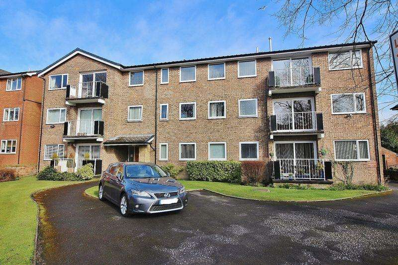 2 Bedrooms Apartment Flat for sale in Longton Court, Shore Road, Ainsdale
