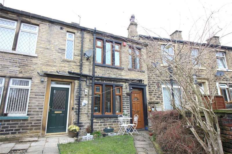 1 Bedroom Terraced House for sale in Empsall Row, Brighouse, HD6