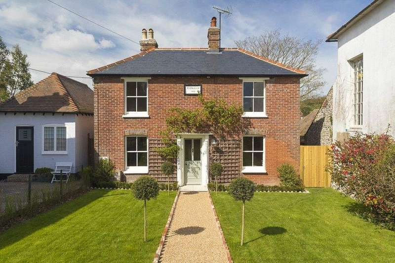 3 Bedrooms Detached House for sale in Derringstone Hill, Barham, Canterbury, Kent