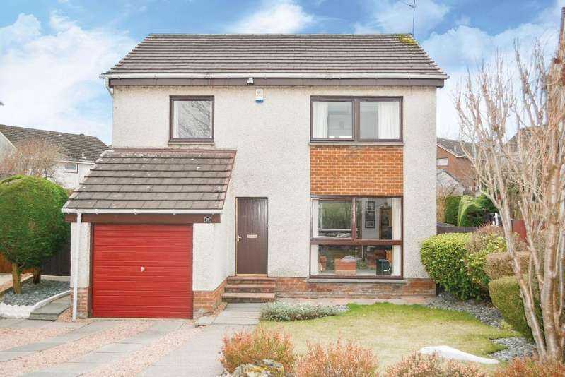 4 Bedrooms Detached House for sale in Coney Park , Stirling , Stirling, FK7 9LU