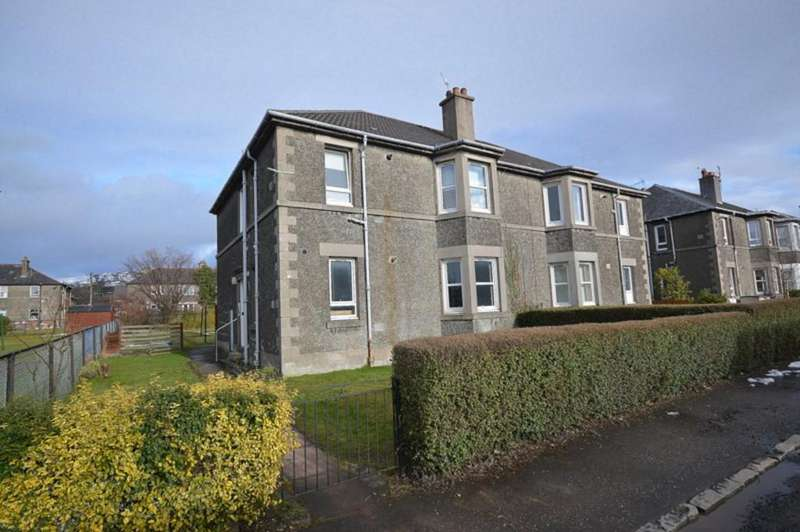 2 Bedrooms Flat for sale in Smollett Road, Dumbarton G82 2LJ