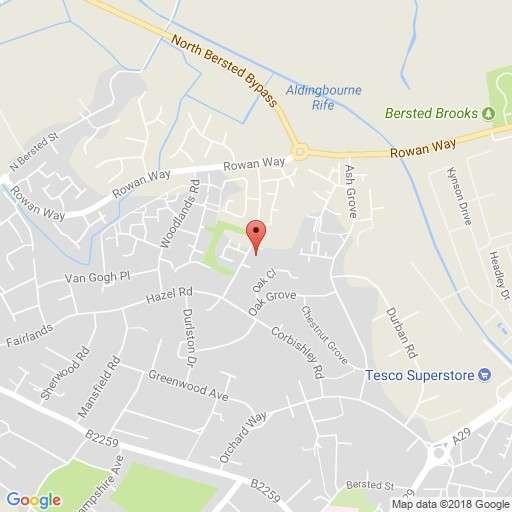 2 Bedrooms Flat for rent in Berghestede Road, Bognor Regis, West Sussex, PO22 9