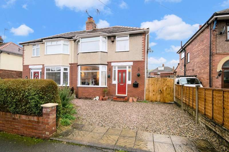 3 Bedrooms Semi Detached House for sale in Rydal Grove, Helsby, Frodsham, WA6