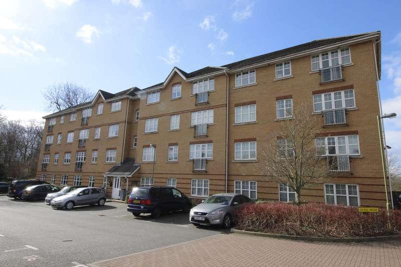 2 Bedrooms Flat for rent in Saxon House Aylward Drive, Stevenage, SG2