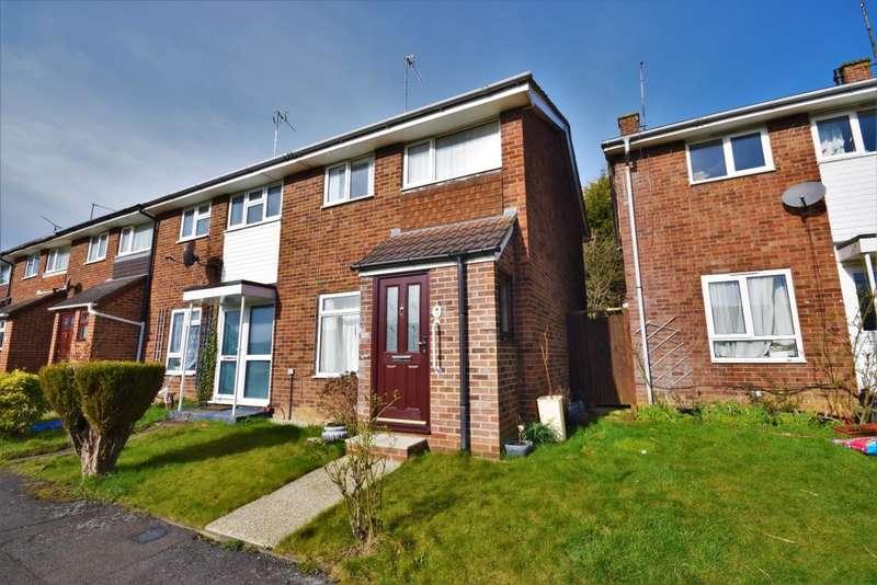 3 Bedrooms End Of Terrace House for sale in Kings Furlong, Basingstoke, RG21