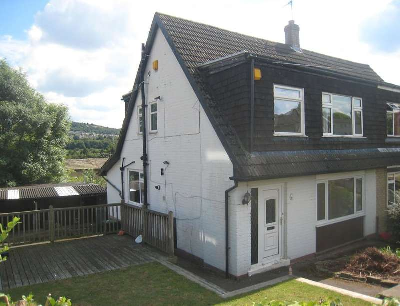 3 Bedrooms Semi Detached House for rent in Dewhirst Road, Baildon, Shipley, BD17