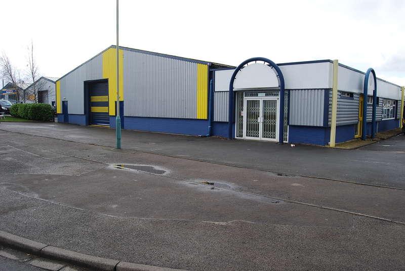 Light Industrial Commercial for rent in UNIT V KINGSVILLE ROAD, Kingsditch Trade Park, Cheltenham