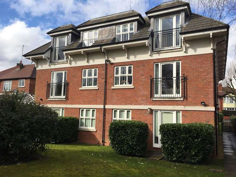 2 Bedrooms Flat for sale in Willow Lodge, Lisburne Lane, Stockport, SK2