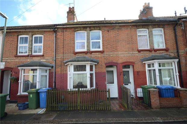 2 Bedrooms Terraced House for sale in Boulters Road, Aldershot, Hampshire