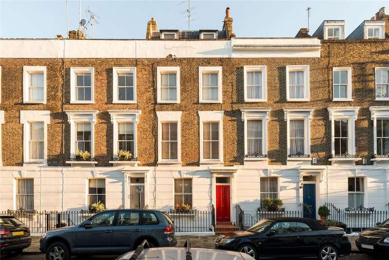 3 Bedrooms Maisonette Flat for sale in Edis Street, Primrose Hill, London, NW1