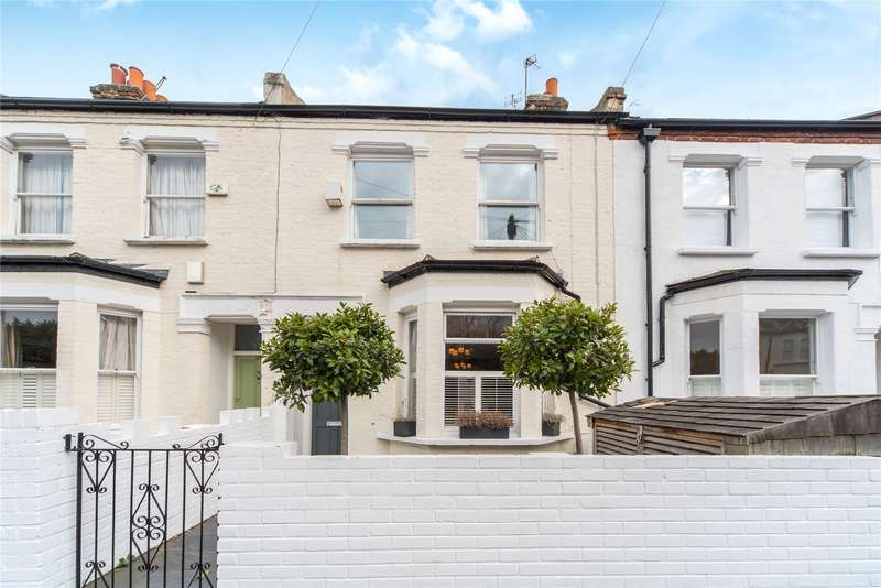 5 Bedrooms Terraced House for sale in Winfrith Road, Wandsworth, London, SW18
