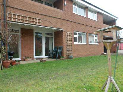 1 Bedroom Flat for sale in Blackbrook Court, Durham Road, Loughborough, Leicestershire