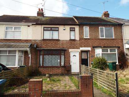 3 Bedrooms Terraced House for sale in Blackwatch Road, Radford, Coventry, West Midlands