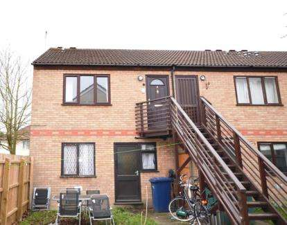 1 Bedroom Flat for sale in Peverel Road, Cambridge