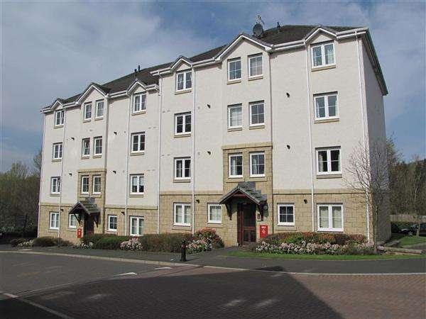 2 Bedrooms Apartment Flat for sale in Weavers Linn, Tweedbank