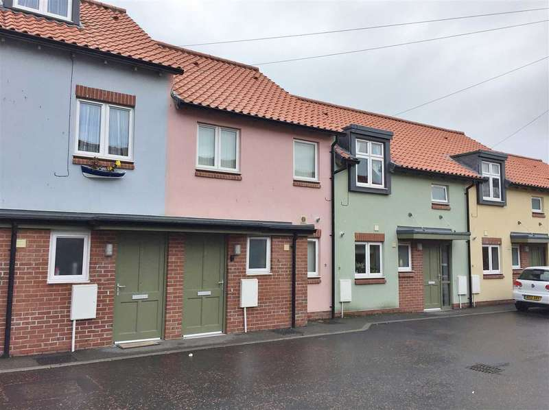 2 Bedrooms House for sale in Old Crown Way, Filey