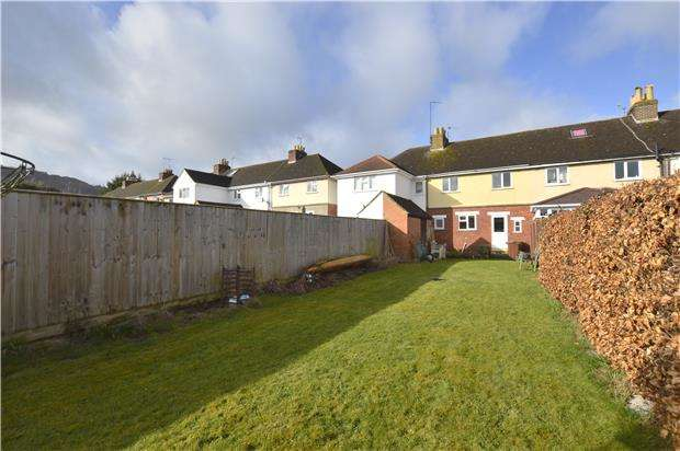 3 Bedrooms Terraced House for sale in Pilley Crescent, Leckhampton, CHELTENHAM, Gloucestershire, GL53