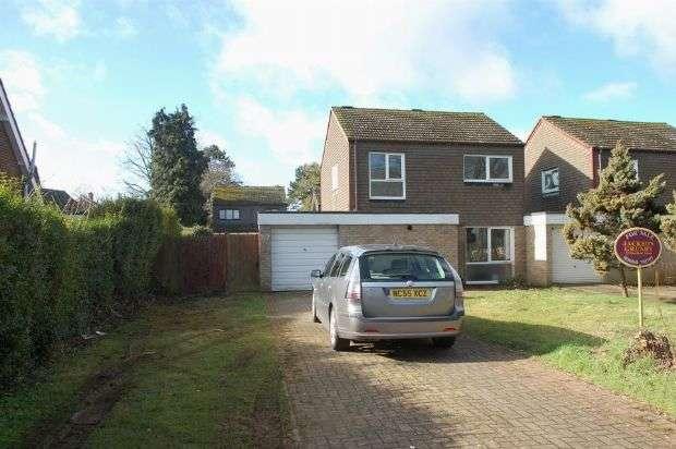 3 Bedrooms Link Detached House for sale in Harlestone Road, Duston, Northampton NN5 6PG