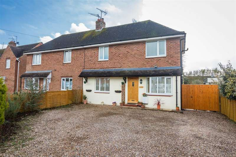 3 Bedrooms Semi Detached House for sale in Watts Road, Studley