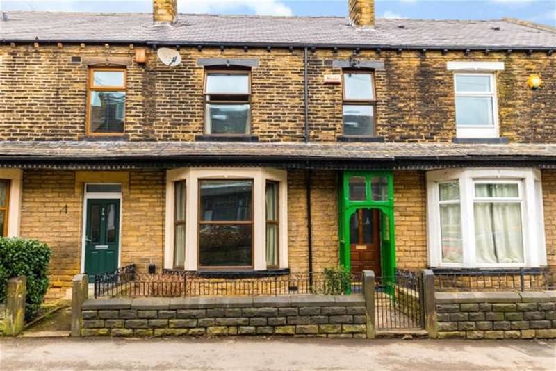 4 Bedrooms Terraced House for sale in Pembrook Road, Pudsey, LS28