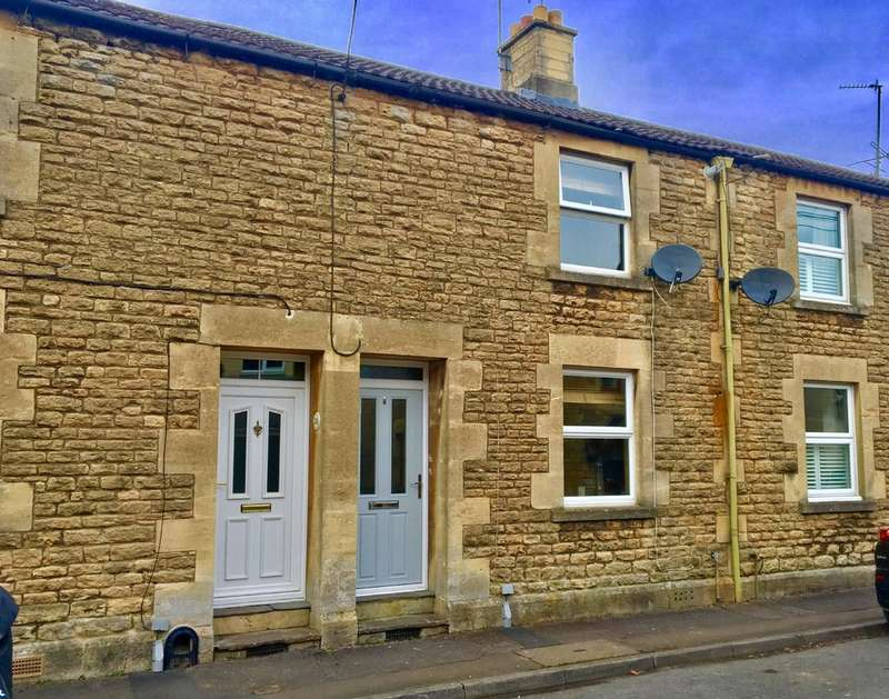 2 Bedrooms Terraced House for sale in Paul Street, Corsham