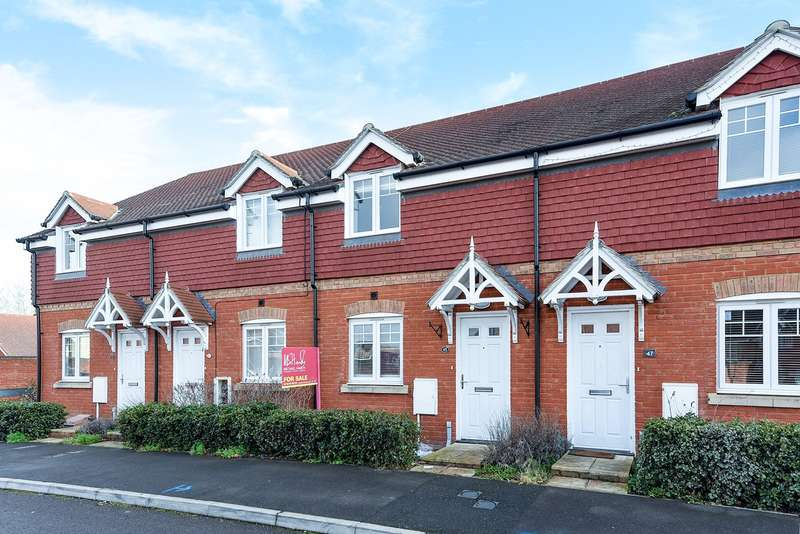 2 Bedrooms Terraced House for sale in Carina Drive, Wokingham, RG40