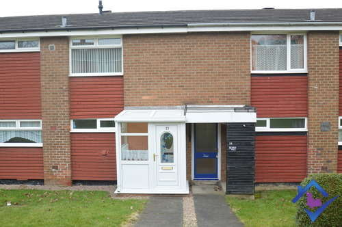 3 Bedrooms Terraced House for rent in Berryhill Close, , Blaydon, NE21