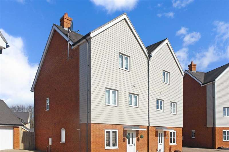 4 Bedrooms Semi Detached House for sale in Sutton Road, , Maidstone, Kent