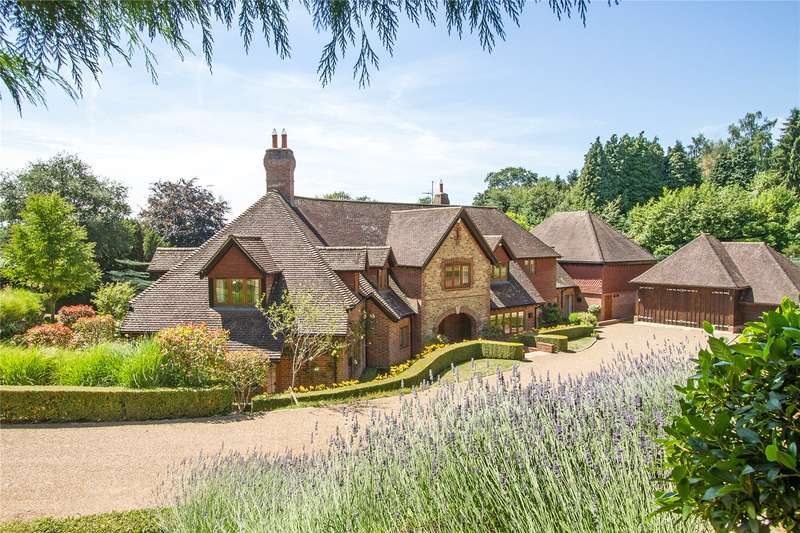 6 Bedrooms Detached House for sale in Sebastopol Lane, Sandhills, Godalming, Surrey, GU8