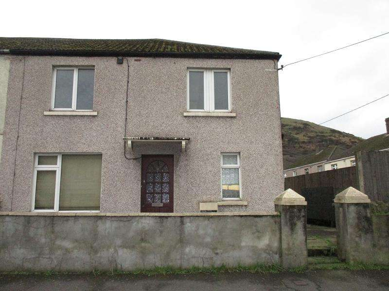 3 Bedrooms Semi Detached House for sale in Glan Y Mor Avenue, Margam, Port Talbot, Neath Port Talbot.