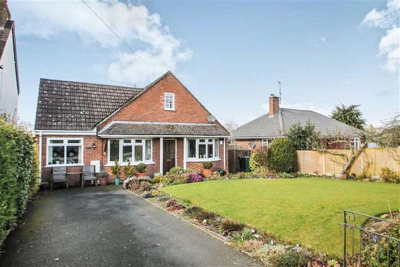 3 Bedrooms Detached Bungalow for sale in Fishmore Road, Ludlow
