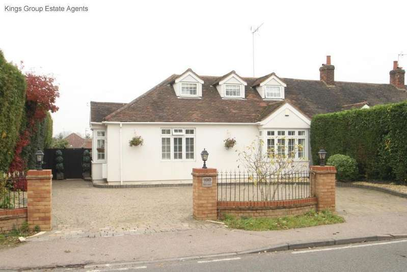5 Bedrooms Semi Detached House for sale in Old Road, Harlow