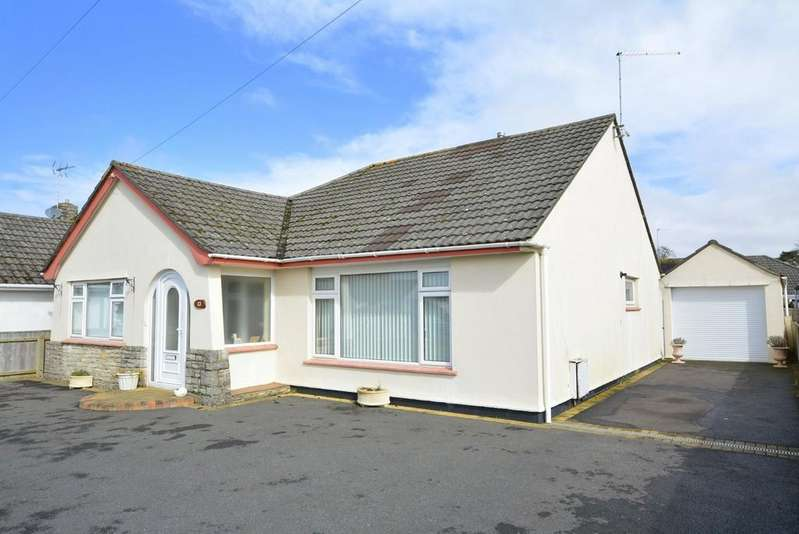 3 Bedrooms Detached Bungalow for sale in Stalbridge Drive, FERNDOWN