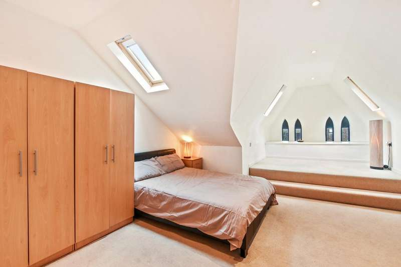 2 Bedrooms Apartment Flat for sale in St Augustine's Court, Bermondsey