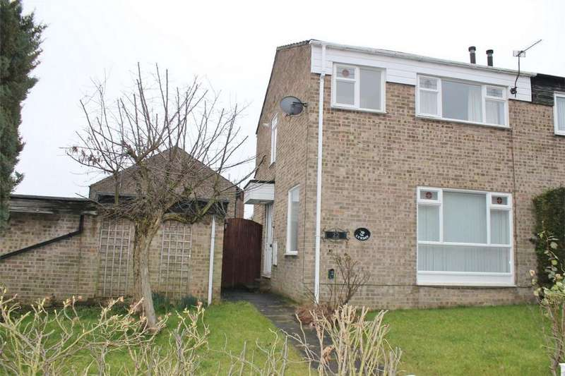 3 Bedrooms Semi Detached House for sale in Cypress Gate, Chapeltown, SHEFFIELD, South Yorkshire