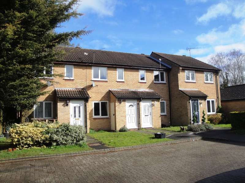 2 Bedrooms Terraced House for rent in Woodmoor Close, Marchwood
