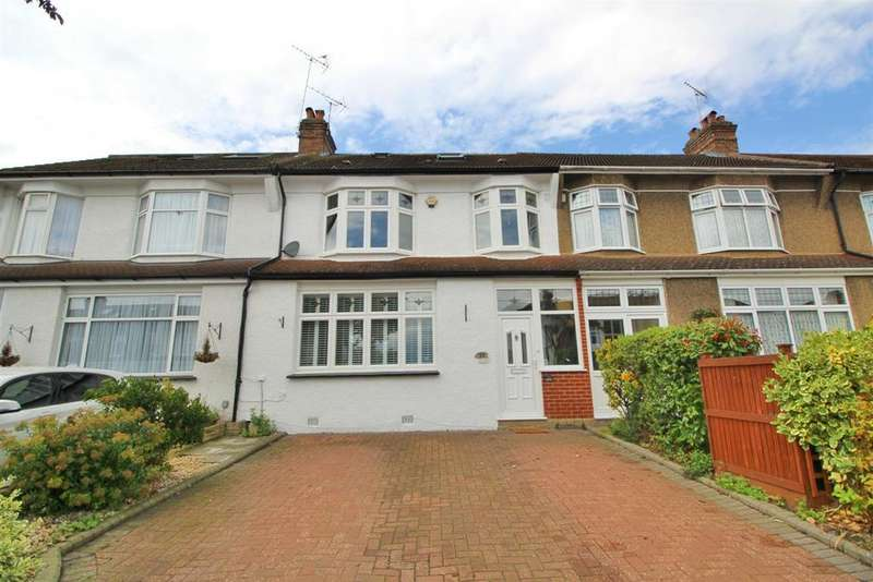 4 Bedrooms Terraced House for sale in Faversham Avenue, Enfield