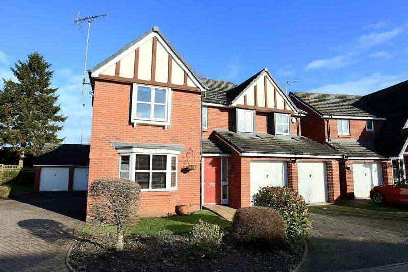 5 Bedrooms Detached House for sale in Bridgeford Grove, Great Bridgeford, Stafford