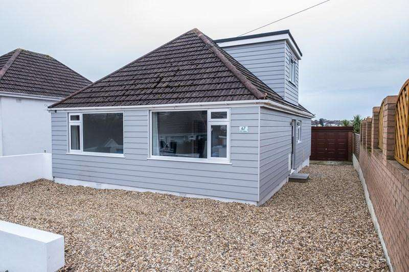 4 Bedrooms Detached Bungalow for sale in Fortescue Road, Parkstone, Poole