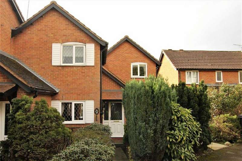 2 Bedrooms Terraced House for sale in Macaret Close, Whetstone, London
