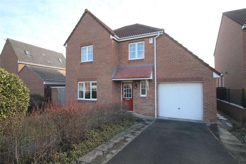4 Bedrooms Detached House for sale in Champany Fields, Dodworth, Barnsley, S75