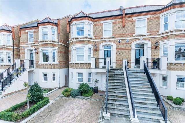 5 Bedrooms Terraced House for sale in Jerningham Road, Telegraph Hill