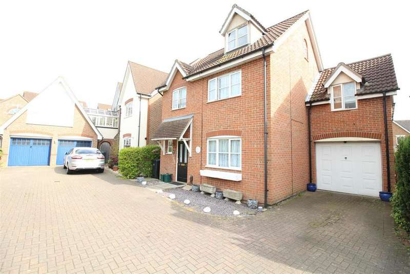 5 Bedrooms House for sale in Davenport, Church Langley, Harlow
