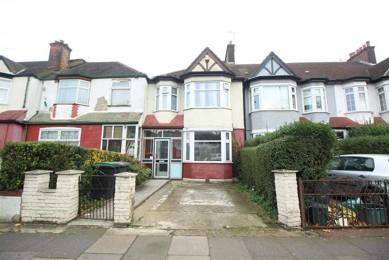 3 Bedrooms Terraced House for sale in Downhills Way, London