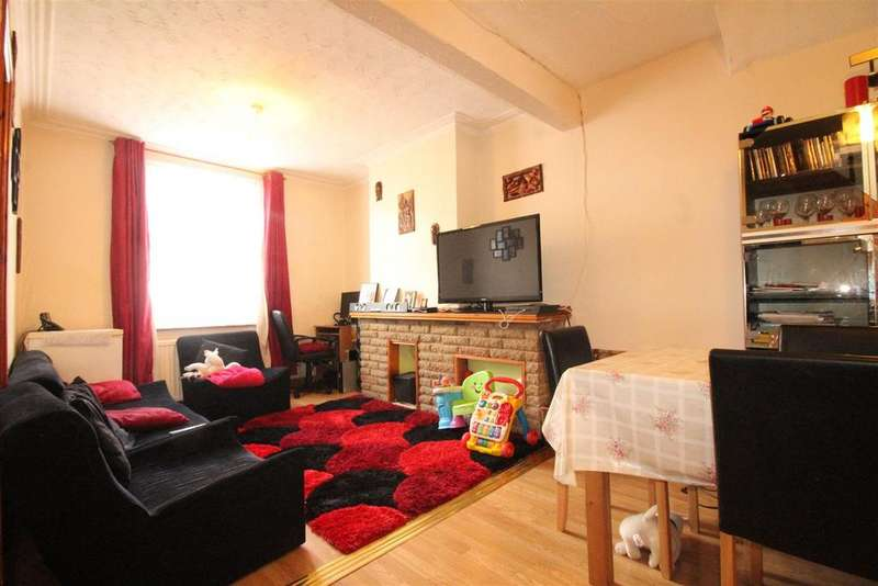 2 Bedrooms Terraced House for sale in Glendish Road, Tottenham